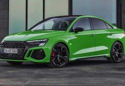 Audi RS 3 Sedan 2022: características, fecha y precios