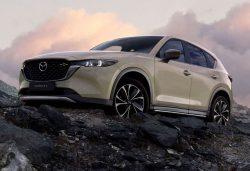 Mazda CX-5 2022: características, fecha y precios