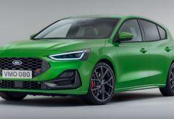 Ford Focus ST 2022: características, fecha y precios