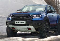 Ford Ranger Raptor Special Edition: características, fecha y precios