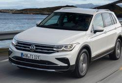 Medidas y maletero del Volkswagen Tiguan
